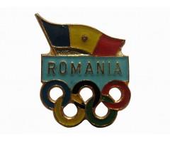 Знак олимпийской сборной Румынии