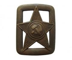 Пряжка офицерского ремня обр.1935 года