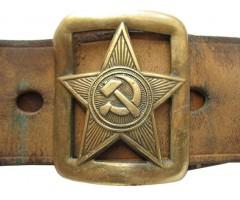 Офицерский ремень образца 1935 года