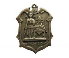 Жетон в память 300 летия царствования дома Романовых