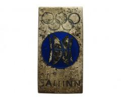 Знак олимпиада-80 Таллин