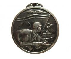 "КНДР  медаль ""За воинские Заслуги"""