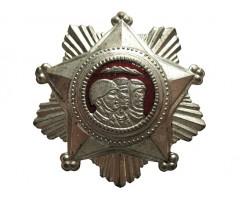 КНДР Орден за воинские заслуги 3 степени