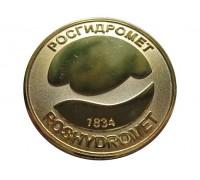 Памятная медаль 170 лет Росгидромет