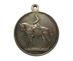 Памятная медаль в честь открытия памятника Кайзера Вильгельма