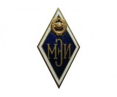 Знак выпускника МЭИ