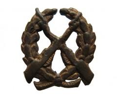 Петличная эмблема пехота