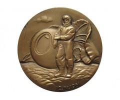Памятная медаль Первый космонавт Земли