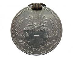 Япония медаль члена общества Японского Красного Креста