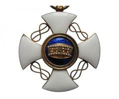 Орден Короны Италии 5-й степени (кавалер)