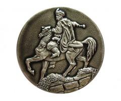 Памятная медаль памятник Богдану Хмельницкому в Киева