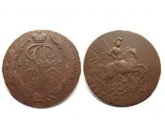 2 копейки 1766 года