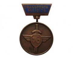 70 лет транспортной милиции 1919-1989 гг.