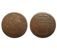 Мюнстер 3 пфеннига 1740 года