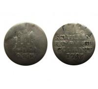 Гамбург 1 шиллинг 1795 года