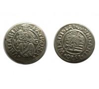 Венгрия 1 денарий 1510 года