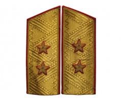 Погоны генерал-лейтенанта