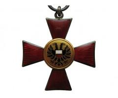 Ганзейский крест Любека