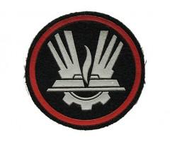 Польша (ПНР) нарукавный знак (шеврон) 15