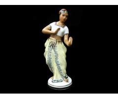 Танцующая индианка
