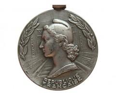 Франция почетная медаль железных дорог 2 класса