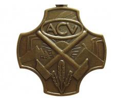 Бельгия медаль Конфедерации христианских профсоюзов. 3-й степени