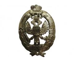 Полковой знак Семиреченского казачьего войска