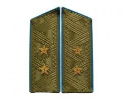 Полевые погоны генерал-лейтенанта ВВС