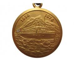 Куба медаль 20 лет Революционным вооруженным силам