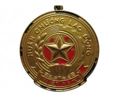 Вьетнам орден Труда
