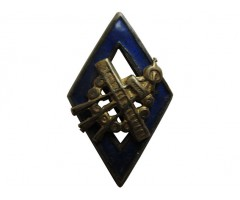 Знак выпускника межевого института