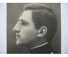 Королевич Александр Престолонаследник и Главнокомандующий Сербской армии