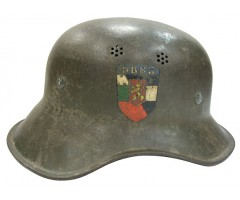 Каска ПВХЗ (Болгария WW-2)