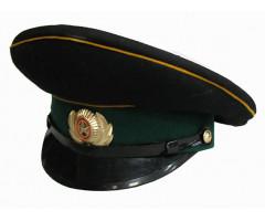 Фуражка кадета Московского кадетского корпуса имени Александра Невского.