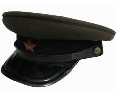 Фуражка повседневная офицера инженерных войск