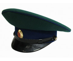 Фуражка пограничной службы ФСБ РФ