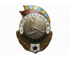 Спартакиада ВВС гимнастика конь 3 место