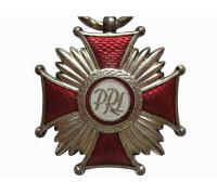 Серебряный Крест Заслуги
