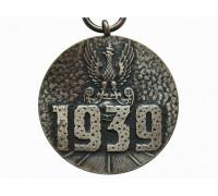 Польша медаль за участие в оборонительной войне 1939 года