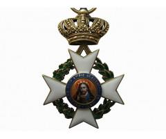 Греция Орден Спасителя 4-й степени (золото)