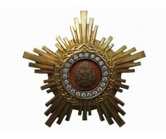 Орден Звезды Румынии 2 степени (3-й тип)