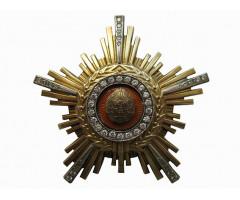 Орден Звезды Румынии 1 степени (3-й тип)