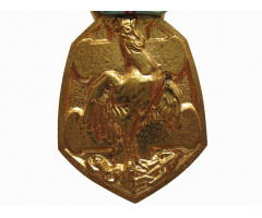 Франция  Памятная медаль войны 1939-1945