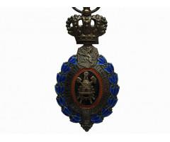 Бельгия Трудовая медаль (серебряная степень)