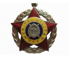 Румыния орден за воинские заслуги 2-й степени