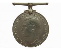 Великобритания медаль обороны 1939-1945 гг.