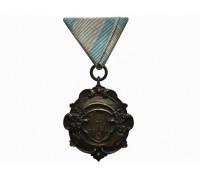 Знак Общество любителей лыжного спорта,(ОЛЛС) 1 приз