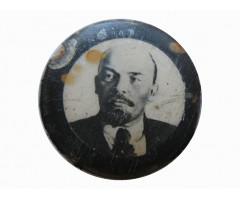 Траурный знак Ленин