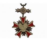Орден Заслуг перед Польской Народной Республикой 5-го класса ( кавалер)