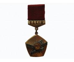 Знак ЦК ВЛКСМ мастер золотые руки